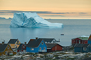 West Greenland: Icebergs & Midnight Sun