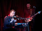Alex Cornish <br /> Live in Concert <br /> at Bush Hall, London, Great Britain <br /> 8th December 2014 <br /> <br /> <br /> Alex Cornish <br /> and his band <br /> <br /> <br /> <br /> <br /> Photograph by Elliott Franks <br /> Image licensed to Elliott Franks Photography Services