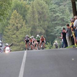 29-08-2018: Wielrennen: Ladies Tour: Nijmegen<br /> Kopgroep op de Zevenheuvelenweg
