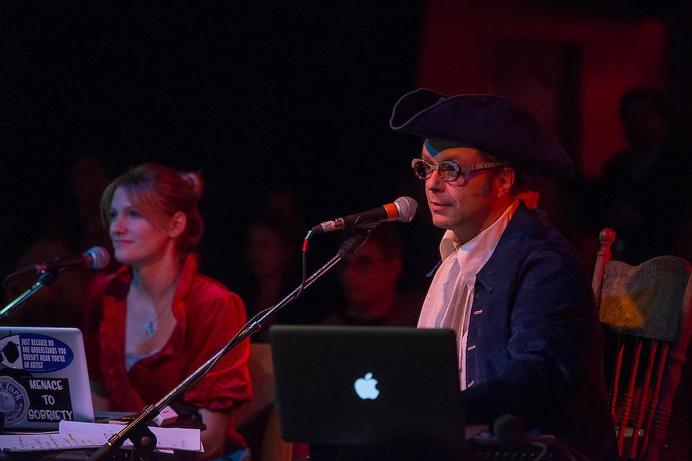 Festival PHENOMENA 2012 à Montreal | Caroline Hayeur