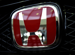 File photo dated 20/07/15 of a Honda sign, as according to unconfirmed reports the company is planning to close its plant in Swindon in three years time.