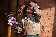 Vietnam Images-Children-Ethnic-Ha Giang. hoàng thế nhiệm hoàng thế nhiệm