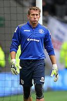 Goalkeeper Tomasz Kuszczak, Birmingham City.