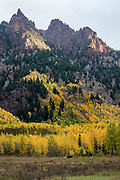 Sievers Mountain in Fall