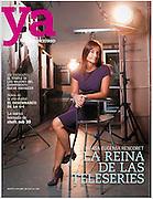 Maria Eugenia Rencoret, directora y productora de televisión. Revista Ya
