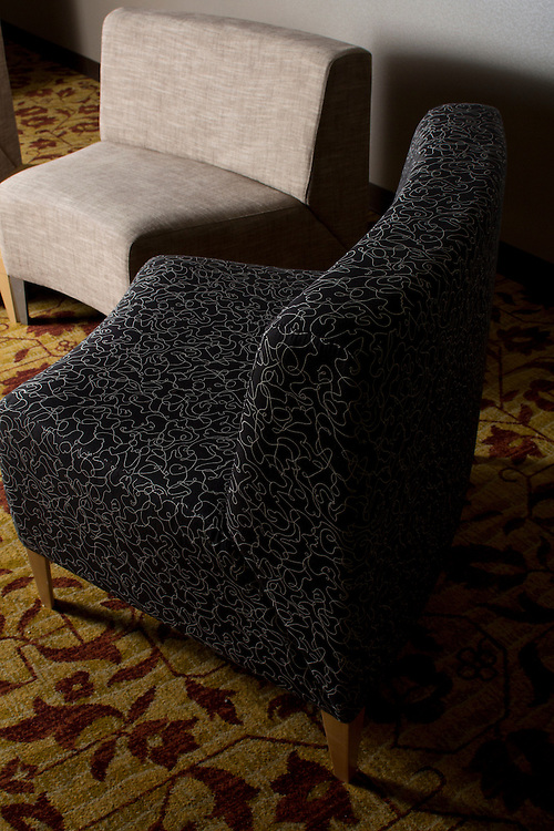 21st Century furniture on display at the trade show portion of the 2013 CEFPI Southern Region Conference in Austin, Texas on Friday, April 5, 2013 at the Renaissance Austin Hotel. (Christina Burke)