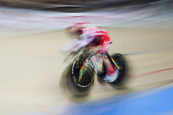 March 2, 2019 - Pruszkow, Poland - Tatsiana Sharakova of Bulgaria competes in the Women's individual pursuit on day four of the UCI Track Cycling World Championships held in the BGZ BNP Paribas Velodrome Arena on March 02 2019 in Pruszkow, Poland. (Credit Image: © Foto Olimpik/NurPhoto via ZUMA Press)