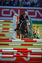 Billington Geoff (GBR) - Rosinus<br /> CN International Grand Prix<br /> Spruce Meadows Masters - Calgary 2009<br /> © Dirk Caremans