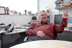 """UK ENGLAND LONDON 26MAR15 - Professor David John Nutt, chair in Neuropsychopharmacology at Imperial College, London.<br /> <br /> Nutt was a member of the Committee on Safety of Medicines, and was President of the European College of Neuropsychopharmacology. His book """"Drugs without the hot air"""" won the Transmission Prize for Communicating Science in 2014.<br /> <br /> jre/Photo by Jiri Rezac<br /> <br /> © Jiri Rezac 2015"""