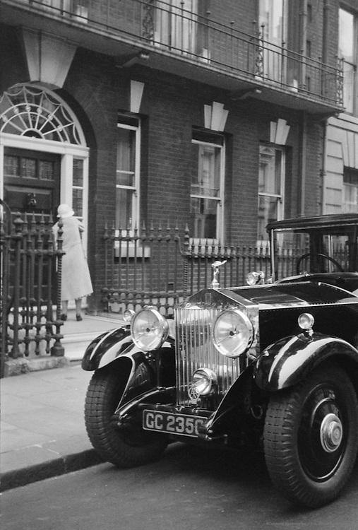 Harley Street, London, 1934