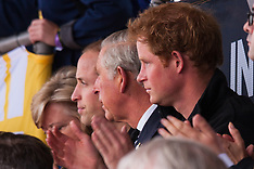 2014-09-11Princes attend Invictus Games Track and Field competition