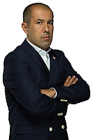 Headcoach Leonardo Jardim during Photoshooting of Monaco for new season 2017/2018 on September 28, 2017 in Monaco, France. (Photo by Chateau/Asm/Icon Sport)