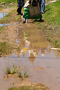 Farmers in Lesotho are feeling the impact of unprecedented rainfall this month...Over the past few weeks, the country has seen its heaviest rains for over 100 years. Downpours have been so heavy and so prolonged that many roads and tracks have flooded making travelling hazardous. Infrastructures have also been damaged; the capital Maseru was without water for days on end as the rains damaged a water pump controlling supply to the town.