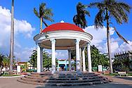 Gazebo in Guanajay, Artemida, Cuba.