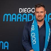 NLD/Amsterdam/20190804 -  Première Diego Maradona inloop, Sjoerd Mossou