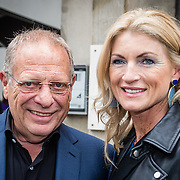 NLD/Amsterdam/20150602 - Talkies Terras award 2016, Wim Zegwaard en partner
