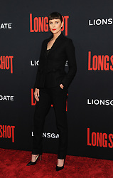 """NEW YORK, NEW YORK - APRIL 30: Elena Matei attends the New York premiere of """"Long Shot"""" at AMC Lincoln Square on April 30, 2019 in New York City. Credit: John Palmer/MediaPunch. 30 Apr 2019 Pictured: Charlize Theron. Photo credit: John Palmer/ MediaPunch / MEGA TheMegaAgency.com +1 888 505 6342"""