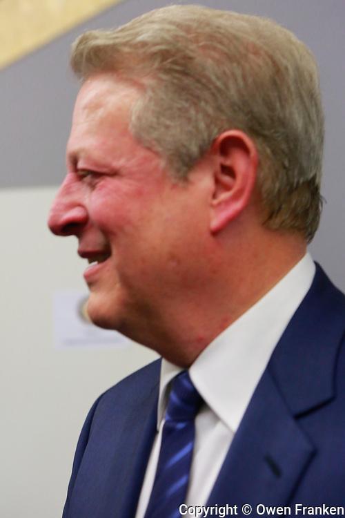 VP Al Gore-Climate Conference
