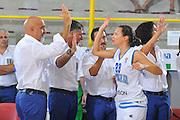 DESCRIZIONE : Cagliari Qualificazioni Europei 2011 Italia Belgio<br /> GIOCATORE : Giorgia Sottana Giapmpiero Ticchi<br /> SQUADRA : Nazionale Italia Donne<br /> EVENTO : Qualificazioni Europei 2011<br /> GARA : Italia Belgio<br /> DATA : 20/08/2010 <br /> CATEGORIA : Fair Play<br /> SPORT : Pallacanestro <br /> AUTORE : Agenzia Ciamillo-Castoria/M.Gregolin<br /> Galleria : Fip Nazionali 2010 <br /> Fotonotizia : Cagliari Qualificazioni Europei 2011 Italia Belgio<br /> Predefinita :