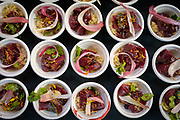 SUITCASE SEEDS Showcase:'Crapaudine' beet, Rosa di Isontina radicchio, Trigonella<br /> Seed Grower: Brian Campbell, Uprising Seeds<br /> Chef: Scott Winegard, Farm Spirit