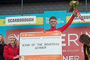 Rob Scott of Wiggins Lecol Takes the lead in the king of the mountains classification during the third stage of the Tour de Yorkshire from Bridlington to Scarborough, , United Kingdom on 4 May 2019.