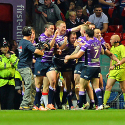 St Helens v Wigan | Super League Grand Final | 11 October 2014