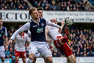 Millwall v Sheffield Utd - League 1 - 19/03/2016
