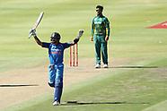 Cricket - South Africa v India 3rd ODI