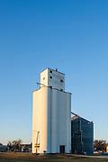 Grain elevator story for Oklahoma LIving Magazine