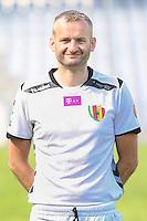 08.07.2014 Kielce Sesja zdjeciowa Korony Kielce na sezon 2014/2015 N/z Zbigniew Malkowski fot. Patryk Ptak