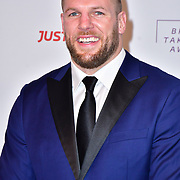 James Haskell attend the British Takeaway Awards 2020 on 27th January 2020, Savoy Hotel, Strand, London, UK.