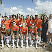 2003 Hurricanes Volleyball
