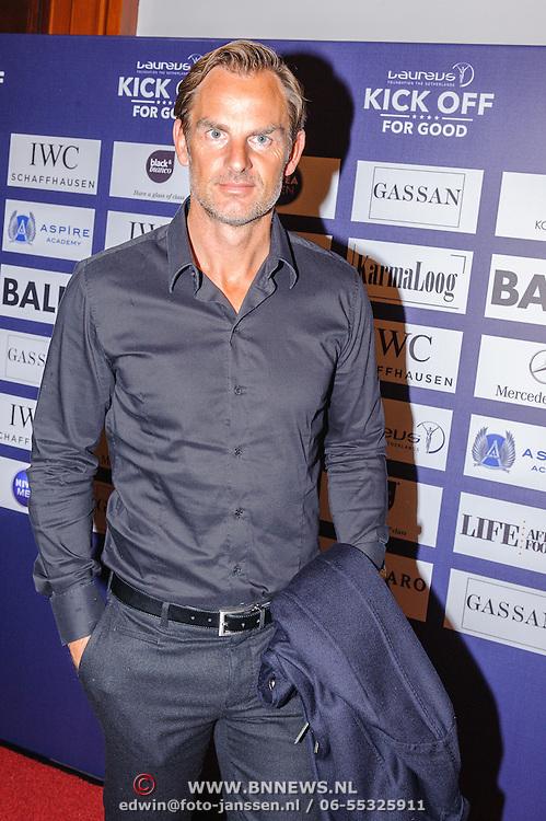 NLD/Amsterdam/20150904 - Laurensdiner 2015 Allstars, Ronald de Boer