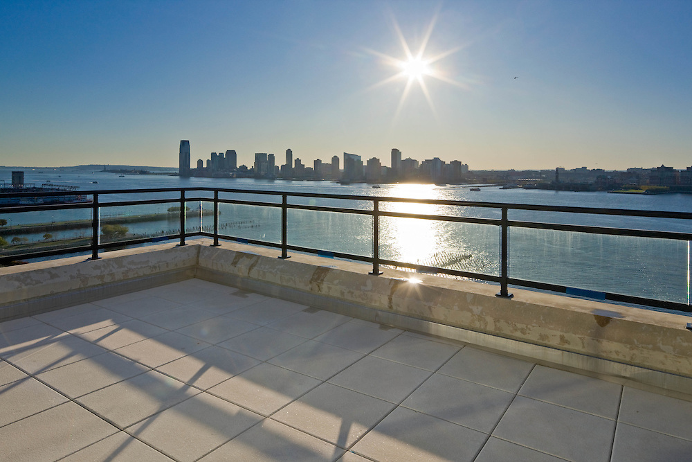 The Manhattan penthouse of Leslie Alexander, owner of the Houston Rockets basketball team.