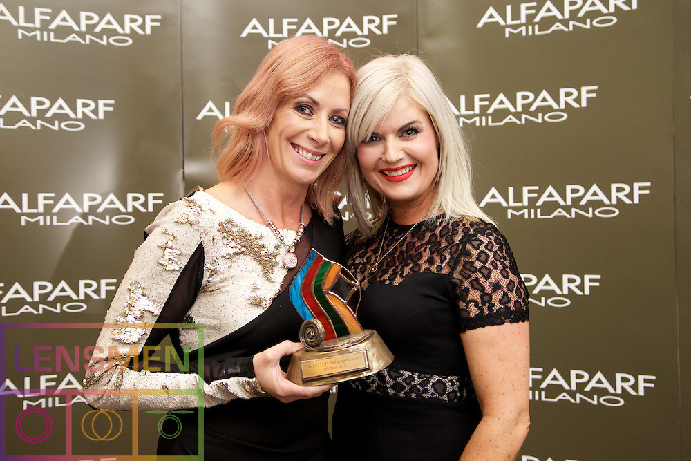 INIXIA Photographic Award<br /> <br /> Noleen Devlin, Titee <br /> <br /> Wenda Davidson, Area Sales Manager at Xpert Professional.