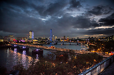 NOV 07 2014 London Skyline
