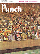 Punch (Front cover, 6 July 1966)