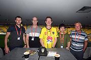 Fans during the Hyundai A-League 2018/19 game between Wellington Phoenix v Perth Glory, Westpac Stadium, Wellington, Saturday 01st December 2018. Copyright Photo: Raghavan Venugopal / &copy; www.Photosport.nz 2018 A-League Football.<br /> Phoenix v Perth.<br /> &copy; Photosport.nz