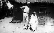 Nubian homestead in Makina (1950s)