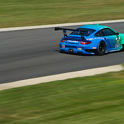 July 6, 2012 - The Team Falken Tire Porsche 911 GT3 RSR driven by Wolf Henzler and Bryan Sellers during the American Le Mans Northeast Grand Prix weekend at Lime Rock Park in Lakeville, Conn.