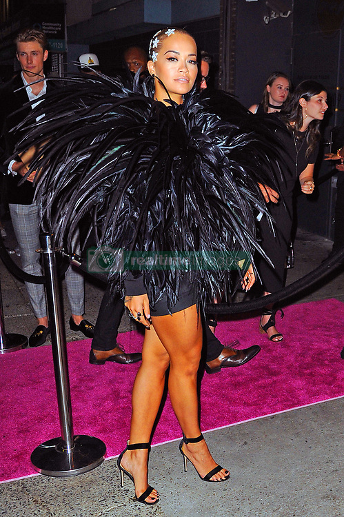 Rita Ora heads to the VMA's after party. 20 Aug 2018 Pictured: Rita Ora. Photo credit: MEGA TheMegaAgency.com +1 888 505 6342