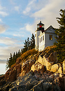 Bass Harbor Head Light, Acadia National Park, Bass Harbor, Maine