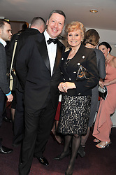 MICHAEL VLAHOVIC and ANGELA RIPPON at Russian Ballet Icons held at The London Colissium, St.Martin's Lane, London on 10th March 2013.