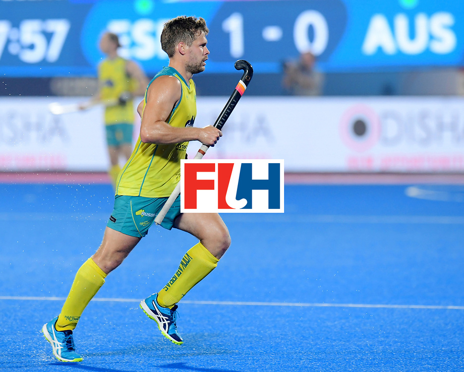 Odisha Men's Hockey World League Final Bhubaneswar 2017<br /> Match id:15<br /> Spain v Australia<br /> Foto: <br /> COPYRIGHT WORLDSPORTPICS FRANK UIJLENBROEK