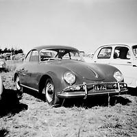 Porsche 356 A coupé 1956-1959