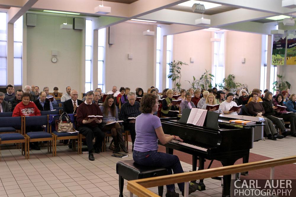 Messiah 2010 practice