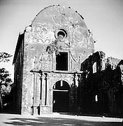 Jesuit Church in Bacaim, or Vasai. in Bacaim, or Vasai.