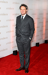 Jason Clarke attending the world premiere of The Aftermath at the Picturehouse Central Cinema in London