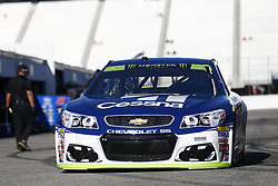 September 23, 2017 - Loudon, New Hampshire, United States of America - September 23, 2017 - Loudon, New Hampshire, USA: Jamie McMurray (1) takes to the track to practice for the ISM Connect 300 at New Hampshire Motor Speedway in Loudon, New Hampshire. (Credit Image: © Justin R. Noe Asp Inc/ASP via ZUMA Wire)