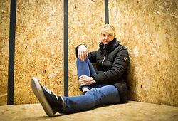 Portrait of Dora Domajnko, Electrical & Electronics Engineer and former Slovenian Kayak athlete, candidate for the Slovenian Women Engineer of the year 2019 Award, on January 7, 2018 in BTC, Ljubljana, Slovenia. Photo by Vid Ponikvar / Sportida